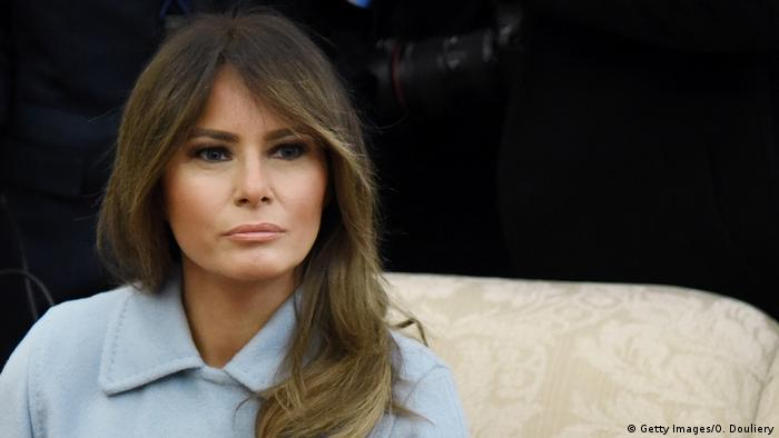 First Lady Melania Trump (Getty Images/O. Douliery)