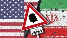 Symbolbild Kündigung Atomabkommen mit Iran durch USA