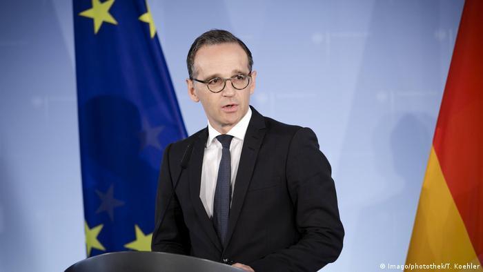 Statement von Bundesaußenminister Heiko Maas zu Atomabkommen