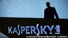 Russische Softwareunternehmen Kaspersky Lab