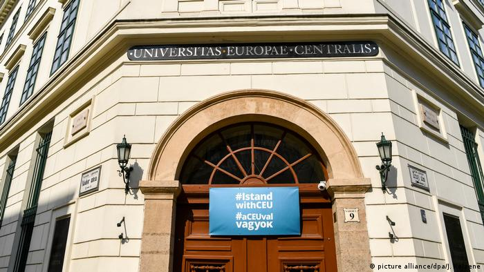 Soros' Open Society Foundations moved out of Budapest last year to transfer to Berlin