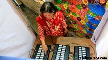 Bangladesch Bürgermeisterwahl in Khulna