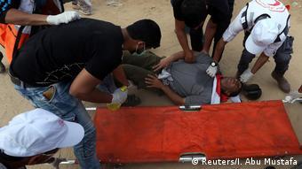 Gaza Israel Konflikt Jerusalem US Botschaft
