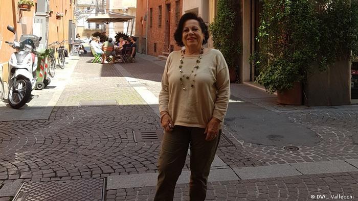 eine pensionierte Herzspezialistin (Foto: DW/L. Vallecchi )
