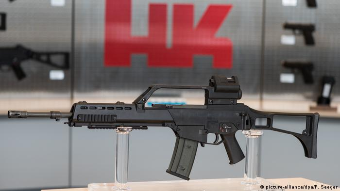 Heckler & Koch Sturmgewehr G36