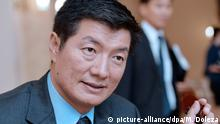Lobsang Sangay (picture-alliance/dpa/M. Doleza)