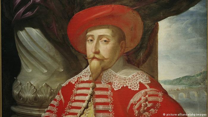گوستاو آدولف، پادشاه سوئد
