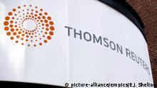 USA Thomson Reuters Corp. in Boston