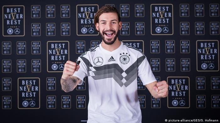 Fussball Deutschland WM -Kader - Marvin Plattenhardt (picture-alliance/GES/S. Hofmann)