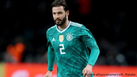 Fussball Deutschland WM -Kader - Marvin Plattenhardt (picture-alliance/sampics/S. Matzke)