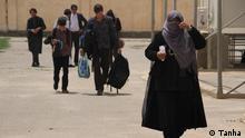 Afghanische Flüchtlinge aus dem Iran abgeschoben