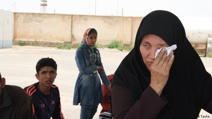 مهاجران افغان در ایران؛ عکس از آرشیو