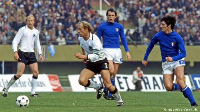 FIFA WM 1978 Berti Vogts (Imago/Sportfoto Rudel)