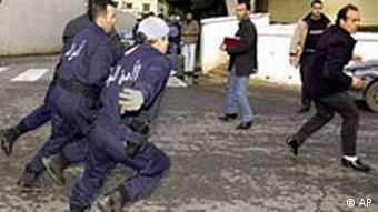 Berber Demonstration in Algier