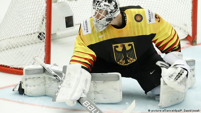 Eishockey-WM Kanada - Deutschland (picture-alliance/dpa/P. David Josek)