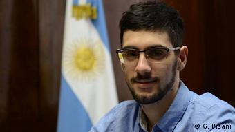 Martín Alfie, economista y director de la consultora argentina Radar.