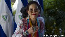 Nicaragua Vize-Präsidentin Rosario Murillo