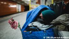 @dw_stories Armut in Deutschland Berlin Obdachlose
