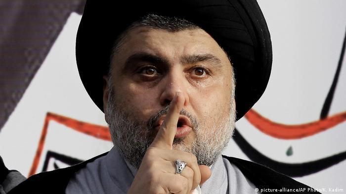 پیشتازی مقتدی صدر در انتخابات پارلمانی عراق
