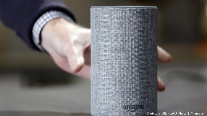 Amazon Echo mit Alexa Sprachassistent