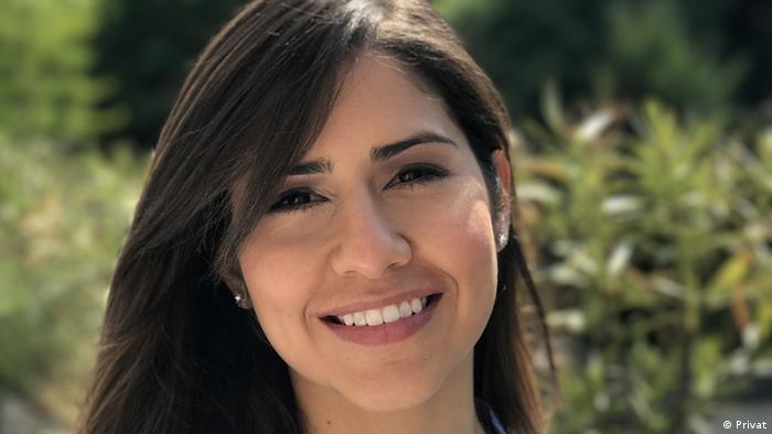 Marisabel Lara, Venezuelan dentist living in Cologne
