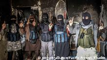 Syrien al-Qaida in Aleppo