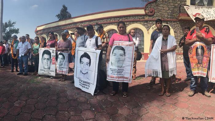 O delegaţie a Brot für die Welt s-a aflat timp de mai multe zile în Mexic pentru a evalua situaţia drepturilor omului