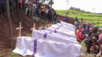 Ruanda Karongi Überschwemmungen