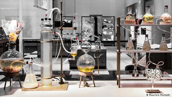 Officina Corpuscoli - Maurizio Montalti, System Synthetics (Maurizio Montalti )