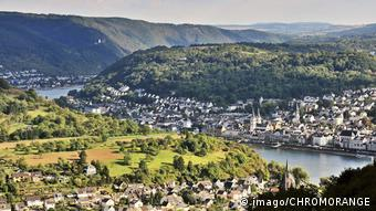 Долина Рейну - світова спадщина ЮНЕСКО