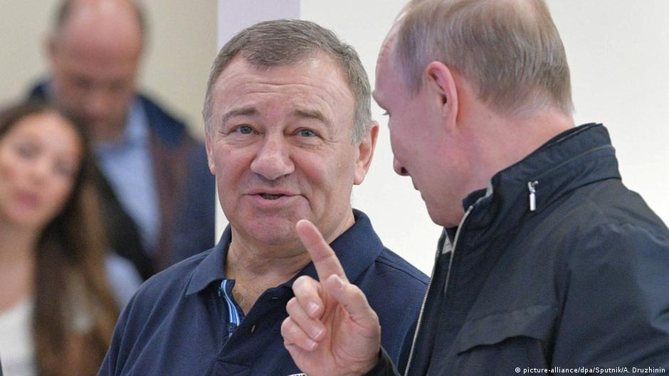The Russian oligarchs of the FinCEN Files