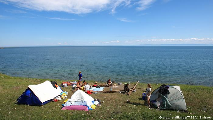Russland Baikalsee (picture-alliance/TASS/V. Smirnov)