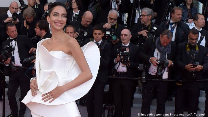 Frankreich Cannes Mahira Khan (Imago/Independent Photo Agency/A. Terenghi)