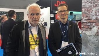 ITEC: Paul Russmann and Hermino Katzenstein