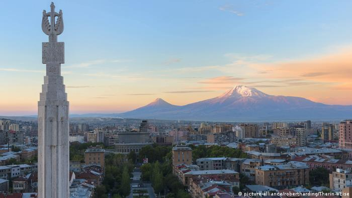 Reiseziel Armenien Verzeichnet Zuwachs Dw Reise Dw 25 05 2018