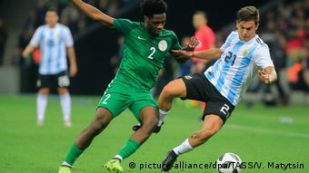 492161e526 Selecionador da Nigéria quer vencer Mundial da Rússia 2018 ...