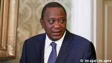 Kenia Uhuru Kenyatta