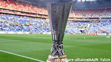 UEFA Europa League Finale Marseille gegen Atletico Madrid