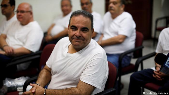 El Salvador Prozess Elías Antonio Saca (Reuters/J. Cabezas)