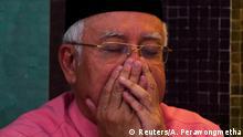 Malaysia Ex-Premier Najib Razak
