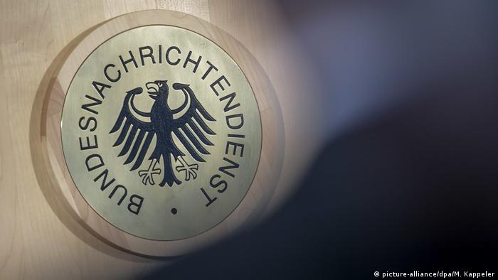 Logo Bundesnachrichtendienst