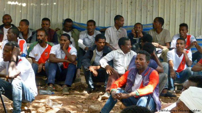 Äthiopien Amharas aus Benishangul vertrieben