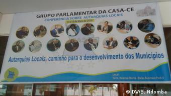 CASA-CE Konferenz Angola