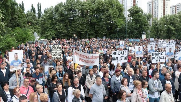 Prosvjedi u Banjaluci