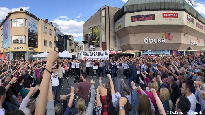 Banjaluka Todesfall in Bosnien und Herzegowina löst Protestwelle aus