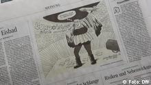 SZ Karikatur ESC