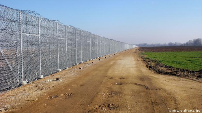 Flüchtlinge Landroute Türkei Griechenland (picture-alliance/dpa)