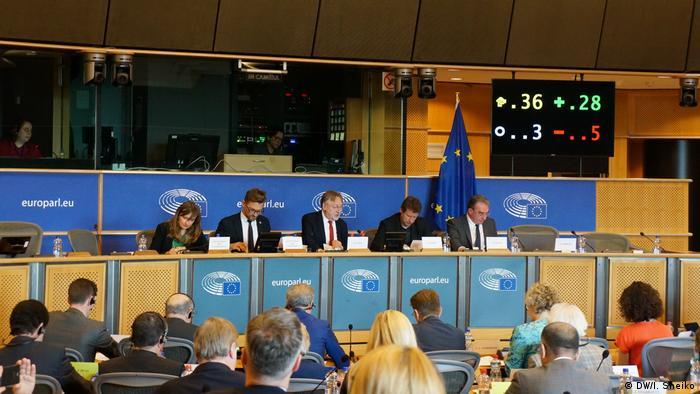 У Європарламенті підтримують надання допомоги Україні