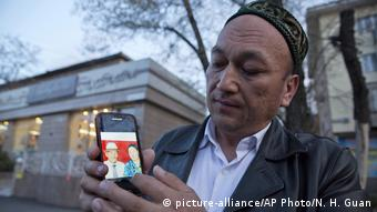 Kasachstan Muslimische Camps in China