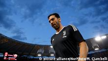 AS Roma v Juventus - Serie A Gianluigi Buffon
